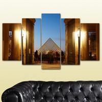 K Dekorasyon Yapı 5 Parçalı Mdf Tablo KM-5P 2622