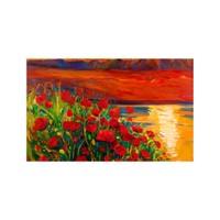 ARTİKEL Sunrise 5 Parça Kanvas Tablo 135x85 cm KS-304