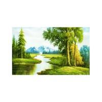 ARTİKEL Hope 5 Parça Kanvas Tablo 135x85 cm KS-300