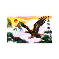 ARTİKEL Eagle 5 Parça Kanvas Tablo 135x85 cm KS-244