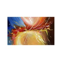 ARTİKEL Heartbeats 5 Parça Kanvas Tablo 135x85 cm KS-881