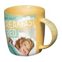 Nostalgic Art Breakfast In Bed Kupa