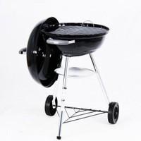 Weber Compact Kettle® 47 cm Siyah Kömürlü Mangal