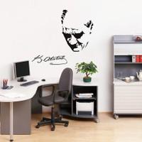 Besta Atatürk Duvar Sticker
