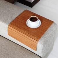 Esser Koltuk Sehpası 30x50 cm - Egzotik Bambu
