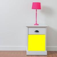 Gekkofix Yapışkanlı Folyo Fluor Yellow
