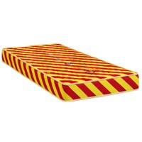 Mopa Teks Taraftar Ultra Full Ortopedik Visco Yatak - 90 x 190 - Sarı - Kırmızı