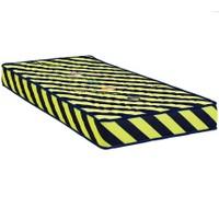 Mopa Teks Taraftar Ultra Full Ortopedik Visco Yatak - 140 x 190 - Sarı - Lacivert