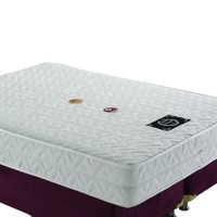 Mopa Teks Masaj Terapi Fermuarlı Ultra Full Visco Yatak - 90 x 200 - Beyaz