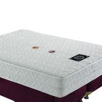 Mopa Teks Masaj Terapi Fermuarlı Ultra Full Visco Yatak - 140 x 190 - Beyaz