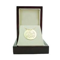 Bilezikhane Plaka Kolye Allahuekber (3) 3,50 Gram 14 Ayar Altın