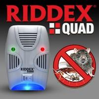 Buffer Riddex Quad Pest Repelling Aid Fare Kovucu