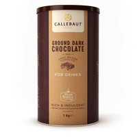 Callebaut Bitter Sıcak Çikolata - 1000 gr