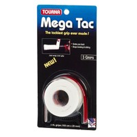 Tourna Mega Tac 3 er Beyaz Grip