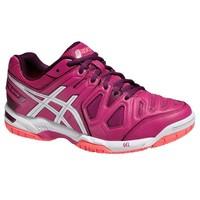 Asics Gel game 5 berry white kadın tenis ayakkabısı
