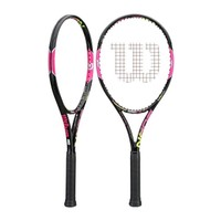 Wilson Burn 100Ls pink Tenis Raketi