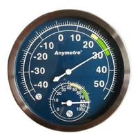 Anymetre TH603 Termometre Nem Ölçer Higrometre