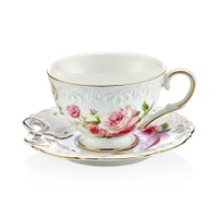 Noble Life Buket Fiyonklu 6 Lı Çay Seti