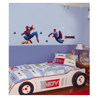 Artikel Spiderman Duvar Sticker 31 x 31 cm 2 Tabaka Spm-003