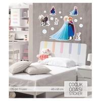 Artikel Frozen Duvar Stickerı 68 x 48 cm Ds-241