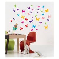 Artikel Kelebekler-1 Duvar Sticker Dp-1500