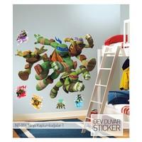 Artikel Ninja Kaplumbağalar-1 Dev Duvar Sticker
