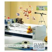 Artikel Disney Winnie&Pooh Duvar Stickerı Ds-023