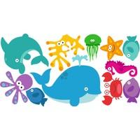 Dekorjinal Çocuk Odası Sticker Kcs29