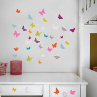 Dekorjinal Çocuk Odası Duvar Sticker Dck31