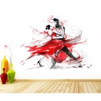 Artmodel Tango Dans Poster Duvar Kağıdı Pda-20