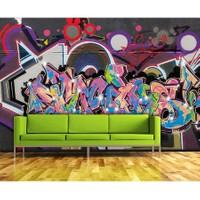 Artmodel Graffiti Poster Duvar Kağıdı Pda-24