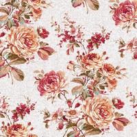 Mot Çiçekli Duvar Kağıdı 10-004801
