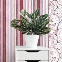 Mot Çiçekli Duvar Kağıdı 10-007903