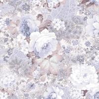 Mot Çiçekli Duvar Kağıdı 10-008802