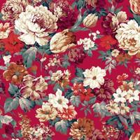 Mot Çiçekli Duvar Kağıdı 10-003403