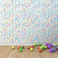 Mot Çocuk Odası Duvar Kağıdı 10-014501