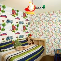 Mot Çocuk Odası Duvar Kağıdı 10-013101