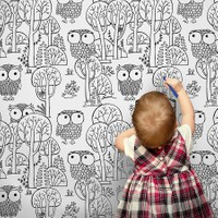 Mot Çocuk Odası Duvar Kağıdı 10-0147Hd