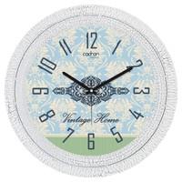 Cadran Lu x ury Dekoratif Çatlak Desen Duvar Saati Cl225