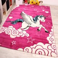 Merinos Merinos Opal Picaso 640-055 Çocuk Odası Halısı 120 x 170 cm