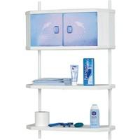 Doğuş Banyo Doğuş Pololü x Banyo Dolap Ve Raf Sistemi-Mavi