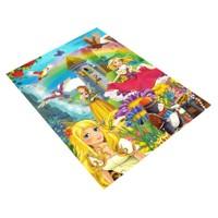 Jungle`S World Jungle`S World 160 Prenses Diyarı Çocuk Halısı 100 x 140 cm