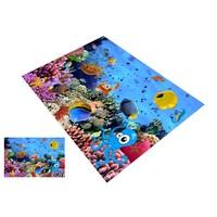 Jungle`S World Jungle`S World 280 Denizaltı Çocuk Halısı 100 x 140 cm