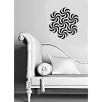 Özgül Grup Özgül Grup Pervaneler Duvar Sticker | 76x82 cm