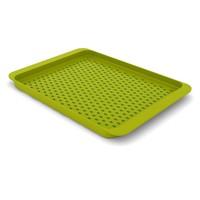 JosephJoseph Grip Tray Green Large / Kaydırmaz Servis Tepsisi