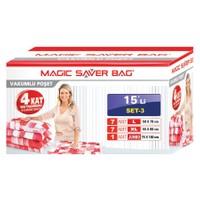"""Magic Saver Bag 15 Li """"Üniversiteye Başlıyorum"""" Seti -3"""