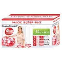 Magic Saver Bag 14 Lü Set - 2