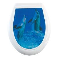 Doğuş Banyo Doğuş Klozet Kapağı-Yunuslar