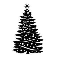 Özgül Grup Yılbaşı Dekoratif Duvar Sticker Noel Ağacı | 34x44 cm