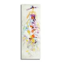 Vitale Donna Di Colore Dekoratif Tablo